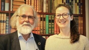 """Nils Christian Stenseth og Katharine Rose Dean har kartlagt den tredje pest-pandemien, som fortsatt er aktiv. (Foto: <a href=""""https://titan.uio.no/node/3318"""">StensethOgDean</a>. Fotograf: Bjarne Røsjø. Lisens: <a href=""""http://creativecommons.org/licenses/by/4.0/deed.no"""">CC BY 4.0</a>)"""