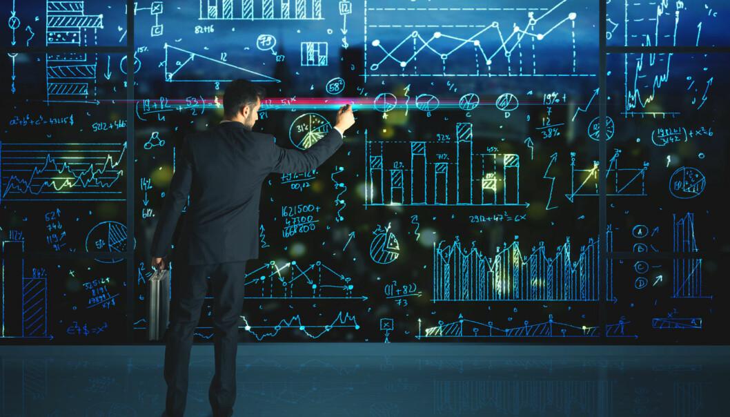 Det er lett å trå feil når man snakker om statistikk. Derfor er det lurt å vite hvilke fallgruver du kan havne i.  (Foto: ra2studio, Shutterstock, NTB scanpix)