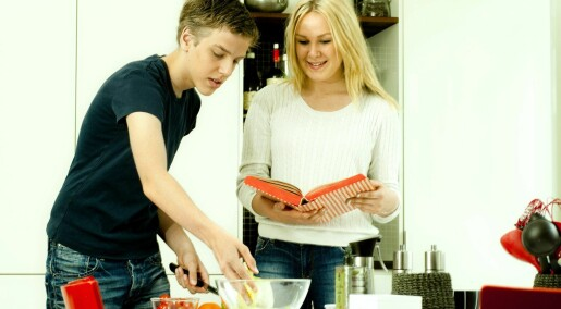 Ungdom i Bergen spiser for lite grønnsaker og fisk
