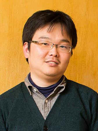 Fumiaki Ogawa, forsker ved Bjerknessenteret og Geofysisk institutt ved UiB. (Foto: Ellen Viste).