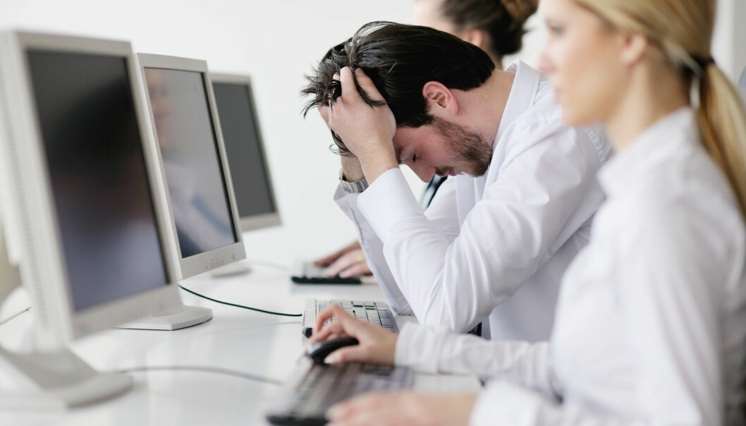 Mange har opplevd at kollegene har blitt utsatt for negative handlinger. (Illustrasjonsfoto: dotshock, Shutterstock, NTB scanpix)