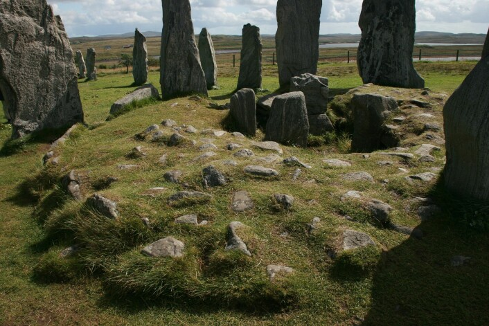 Steinene i Callanish på de ytre Hebridene i Skottland er også en del av undersøkelsene. De er over 4500 år gamle. (Foto: Nachosan/CC BY-SA 3.0)