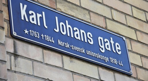 Oslo-elever fikk forskningspris for gatenavnprosjekt