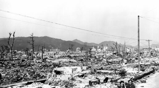 Atombombene ga mindre kreft og misdannelser enn fryktet