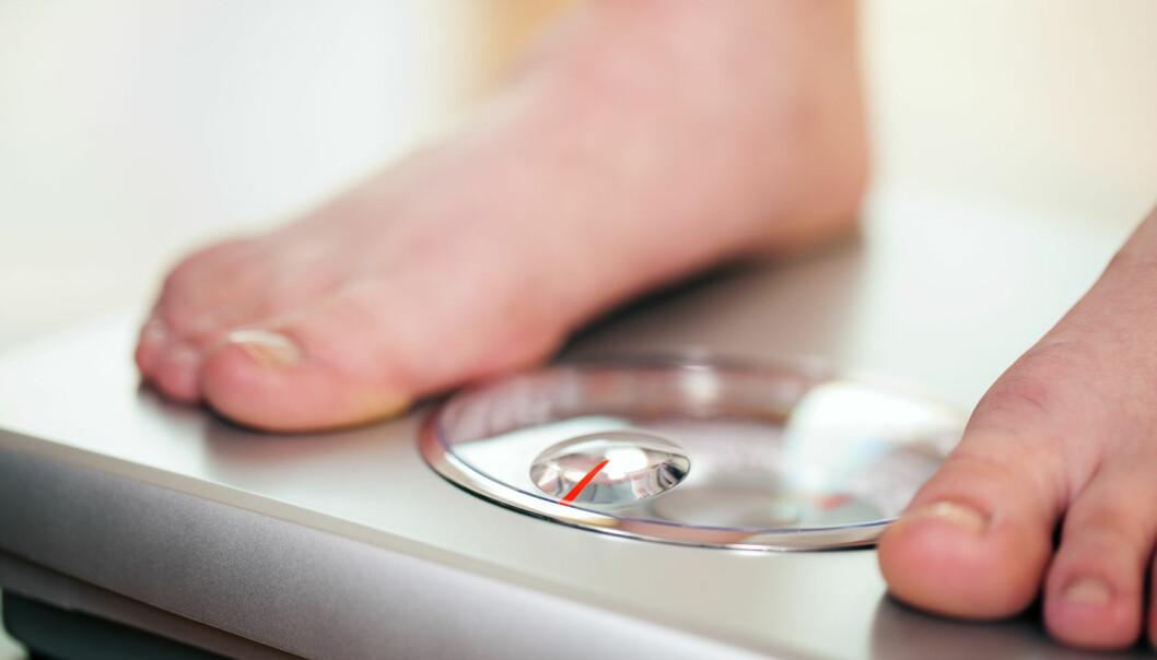 Sammenlignet med normalvektige pasienter hadde pasientene med en BMI på 28 til <30 48 prosent lavere risiko for å dø uansett årsak. (Foto: Kzenon / Shutterstock / NTB scanpix)