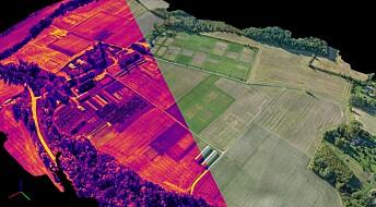 Satellitter og droner skal ruste norsk landbruk for framtiden