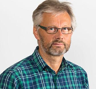 Svein Solberg er seniorforsker ved NIBIO (Foto: Erling Fløistad)