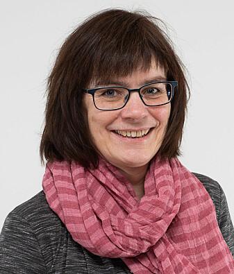 Marit Jørgensen er forsker ved NIBIO (Foto: Erling Fløistad)