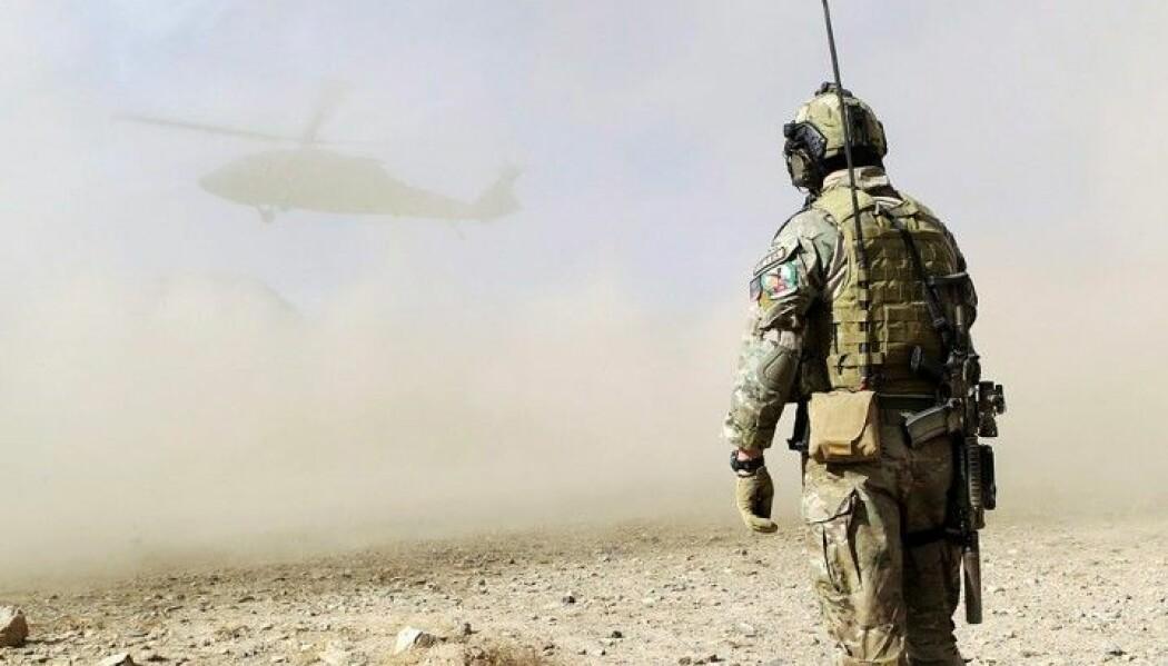 Drøyt 7000 norske soldatene deltok i krigen i Afghanistan mellom 2001 og 2011. Over 4000 av dem har deltatt i en undersøkelse for å finne ut av hvordan det står til med veteranene etter denne krigen. (Foto: Thorbjørn Kjosvold/ Forsvaret)
