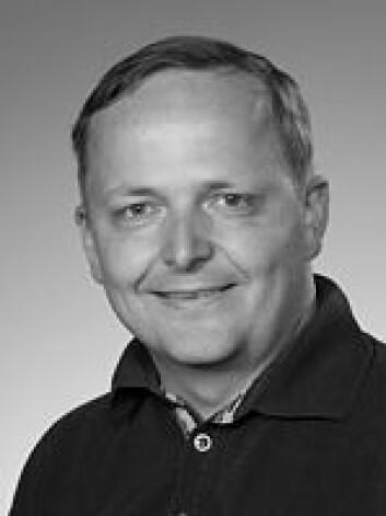 Andreas Dobloug. (Foto: UiO)