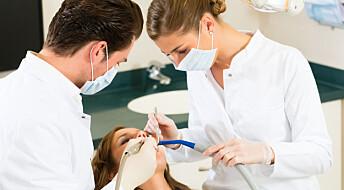 Derfor er vi så fornøyde med tannlegen