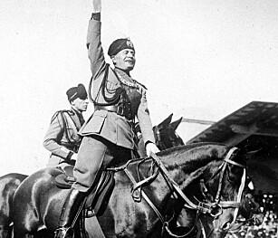 Mussolini brukte latin for å knyte fascismen til det mektige Romarriket