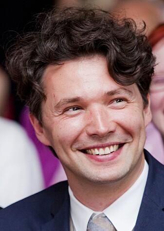 Han Lamers er førsteamanuensis ved Institutt for filosofi, ide- og kunsthistorie og klassiske språk ved Universitetet i Oslo. (Foto: UiO)