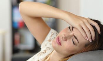 Vondt og helt vanlig - smerter hos ungdom