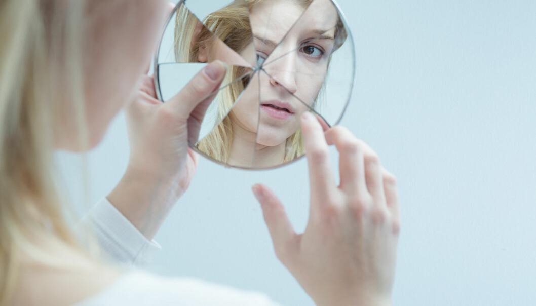 Nye genfunn antyder at sårbarhet for schizofreni har utviklet seg i takt med evne til språk og kreativitet i menneskehjernen. (Illustrasjonsfoto: Shutterstock/NTB scanpix)