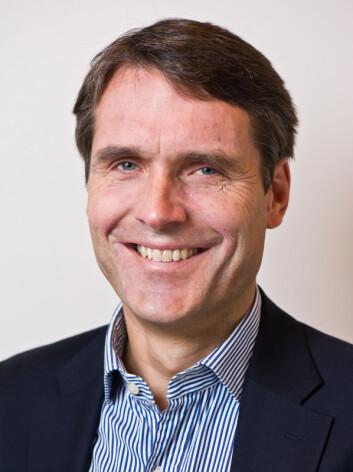 Professor Ole Andreas Andreassen ved Institutt for klinisk medisin ved Universitetet i Oslo. (Foto: UiO)