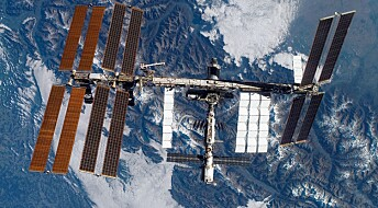 NASA åpner romstasjonen for turister fra år 2020