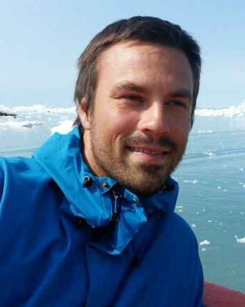 Julius Nielsen er hovedforfatter av artikkelen som er publisert i Science. (Foto: Julius Nielsen)