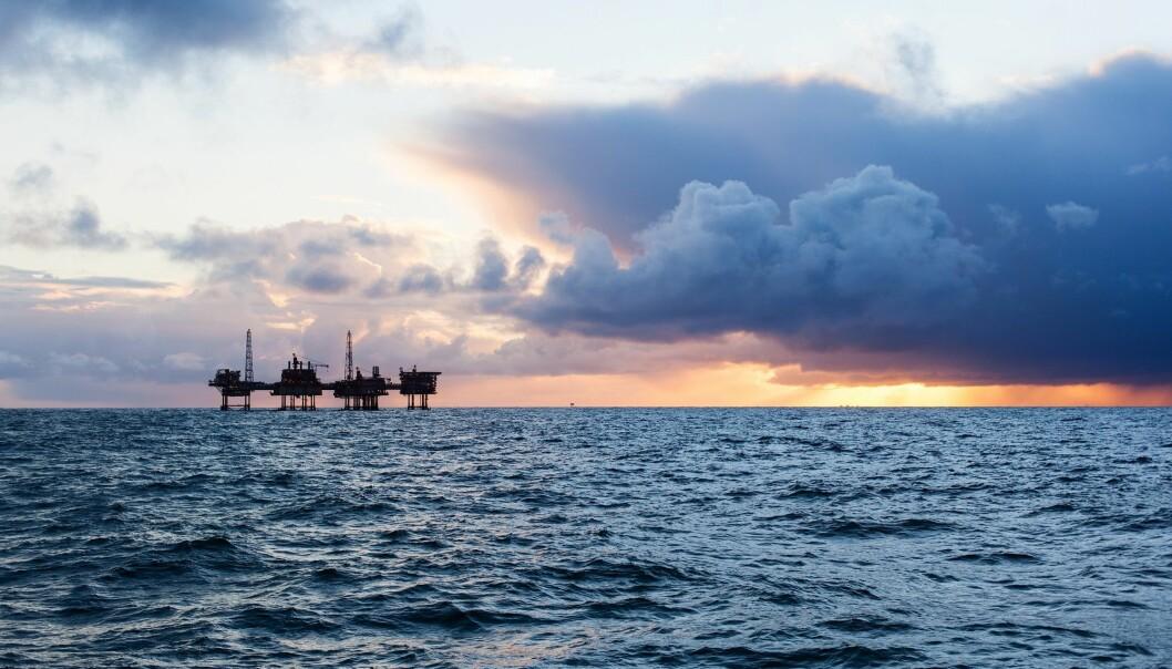 Ny teknologi som utnytter trykkforskjell kan bli nyttig for petroleumsnæringen. (Illustrasjonsfoto: Lukasz Z / Shutterstock / NTB scanpix)