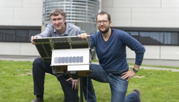Slik virker norske mikrosatellitter