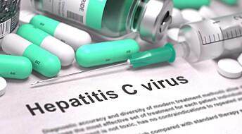 Flere dør av hepatitt C enn av HIV