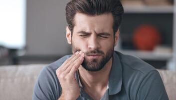 Finske forskere har funnet en sammenheng mellom infeksjoner i tannens rotspiss og forekomst av koronar hjertesykdom. (Foto: G-stockstudio, Shutterstock, NTB scanpix)