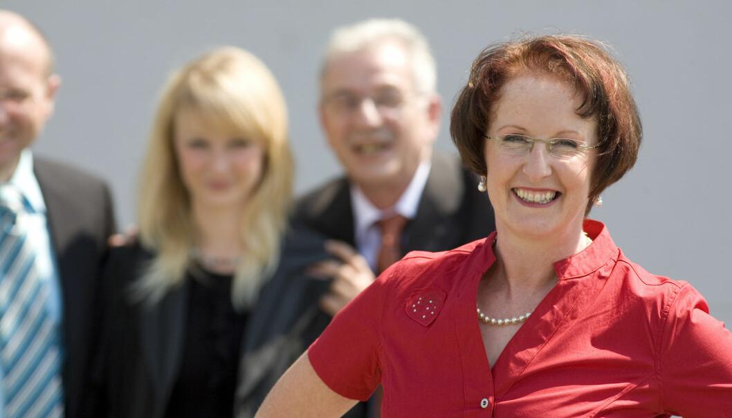 Norske ledere gir frie tøyler på godt og vondt