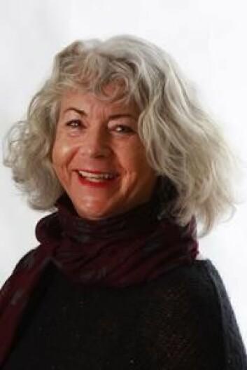 Professor Annett Arntzen ved Høgskolen i Sørøst-Norge Foto: Høgskolen i Sørøst-Norge
