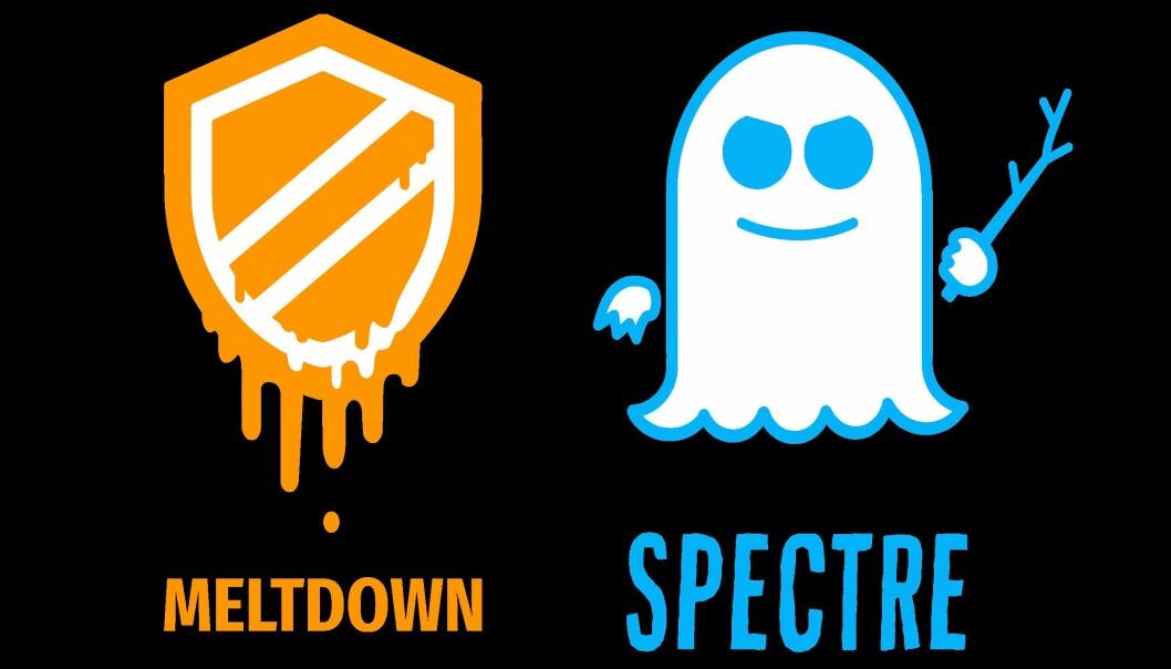Sikkerhetshullet oppstår når mikroprosessorer forsøker å gjette seg til hva de skal gjøre i neste omgang. (Illustrasjon: Montasj; Elise Kjørstad, logo; Natascha Eibl CCO)