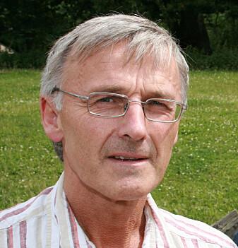 Odd Magne Harstad er professor i husdyrernæring ved NMBU. (Foto: Janne Karin Brodin)