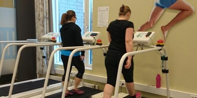 Gravide som trener kan slippe diabetes