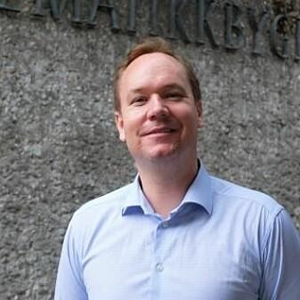 Anders Hansen er professor II ved Matematisk institutt ved Universitetet i Oslo og har sin egen forskergruppe ved University of Cambridge. (Foto: Eivind Torgersen/UiO)