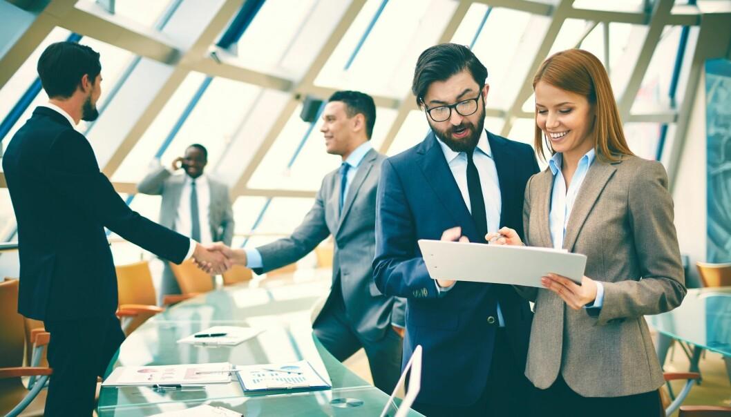 Kvinner og eldre ansatte er mest tilbøyelige til å støtte mangfoldstiltak. (Illustrasjonsfoto: Colourbox)
