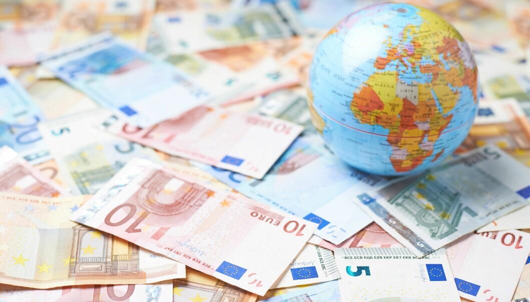 – Mangel på vekst i mikrobedriftene skyldes ofte finansiell analfabetisme hos den som driver forretningen, sier Pontus Engström. (Illustrasjonsfoto: Colourbox)