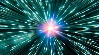 Var det eksploderende stjerner som gjorde at mennesket reiste seg opp på to bein?
