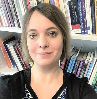 Mette Sønderskov har studert lokalpolitikeres holdninger til mer borgerdeltakelse i lokalpolitikken. (Foto: Privat)