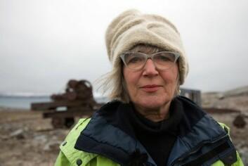 Marit Anne Hauan er direktør ved Tromsø Museum. Marit Anne Hauan er direktør ved Tromsø Museum. (Foto: Karine Nigar Aarskog)