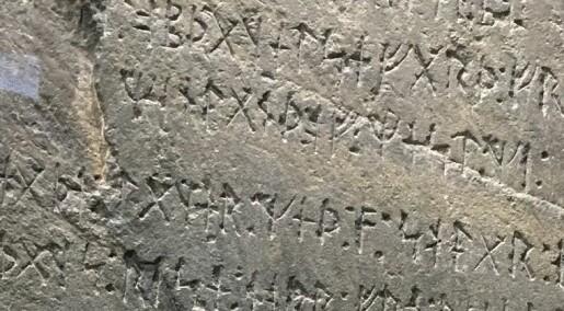 Omstridt runestein blir TV-serie
