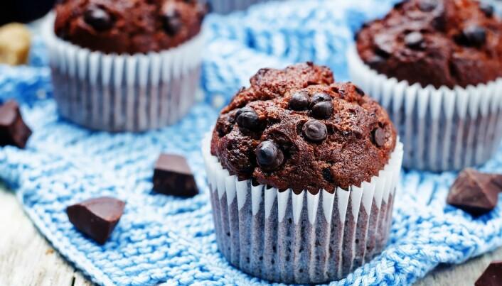 Pål Kristian Eriksen liker både sjokolade og ordet sjokolade. (Foto: Colourbox)
