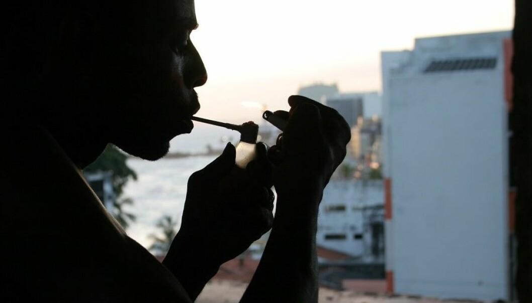 Fattige i Brasil vokser opp i frykt