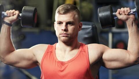 6474899e9 Mange unge menn får aldri nok muskler