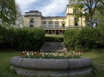 Velkommen til Forskernatt i akademiet! (Foto: Det Norske Videnskaps-Akademi)