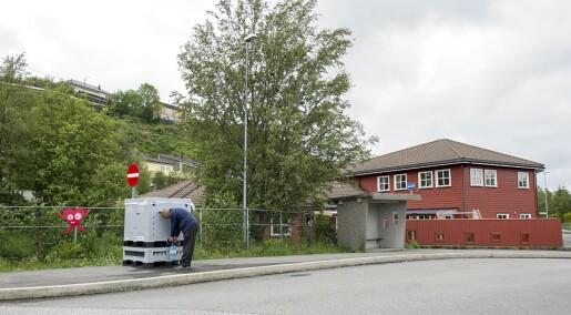 Forskere gransker norsk drikkevann