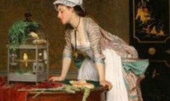 Toll-lister og 1700-tallet: Fuglefrø og sangfugler