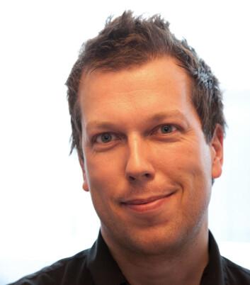 Øyvind Solstad, ansvarlig for sosiale medier i VG. (Foto: Eirik Solheim)