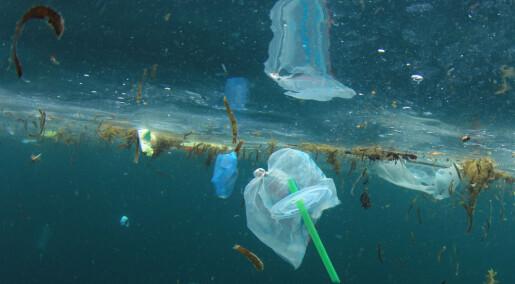 Jakter på den forsvunne plasten i havet