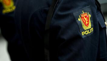 Hvordan et samfunn bruker politiet sitt kan skape velstand, og føre til segregering.  (Foto: Vegard Wivestad Grøtt, NTB Scanpix)