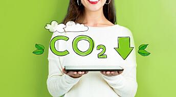 Slik bruker du internett med god klimasamvittighet