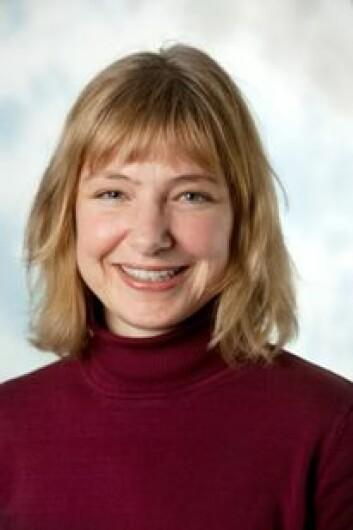 Helene Gundhus. (Foto: Politihøgskolen)