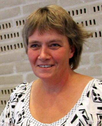 Sikre metoder for resirkulering av kloakk er viktig for å få nok mat i framtida, mener forsker Anne-Kristin Løes ved Norsk senter for økologisk landbruk. (Foto: NORSØK)